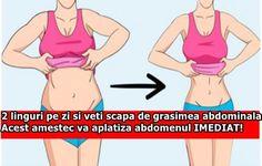 Cel mai dificil lucru este sa topiti grasimea de pe abdomen. Chiar daca tineti o dieta, grasimea incapatanata poate fi adesea dificil de indepartat si...