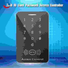 12.99$  Watch now - http://ali2zk.shopchina.info/go.php?t=32790299710 - 125KHz 12V ID Card Password Access Controller Machine for Access Control System Security Protection  #aliexpresschina