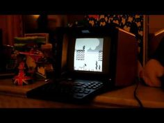 Minitel sous Android (80's videotex terminal running Android)