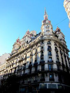 european architecture + italian flare Buenos Aires