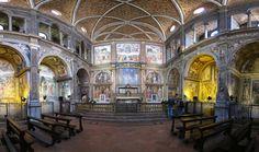 """All in Milano su Twitter: """"Un luogo incantato da scoprire: la chiesa di San Maurizio Maggiore"""