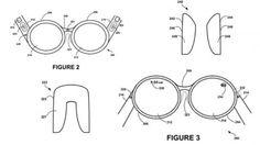 """Google brevetta il """"ponte per il naso"""" ultra-tecnologico per Glass  Pare che la casa di Mountain View abbia brevettato una sorta di protezione per il naso che si indurisce ed ammorbidisce secondo parametri personalizzabili dall'utente, il tutto grazie ad un fluido controllato elettronicamente che varia di viscosità."""