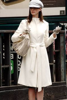 The 5 Pillars of Winter Style, From The Devil Wears Prada | Who What Wear