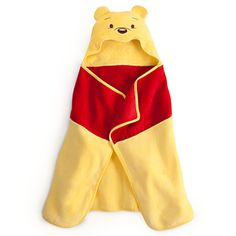Back to Home  Winnie the Pooh Hooded Towel for Baby - $24.50