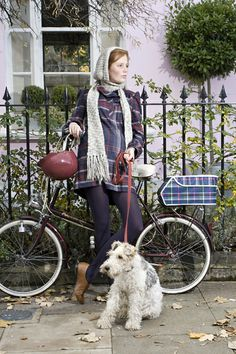 early days of Cyclechic, A/w 2008