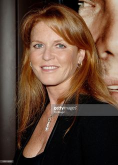 Sarah Ferguson during 'The Departed' Los Angeles Screening at The Director's Guild of America in West Hollywood, California, United States.