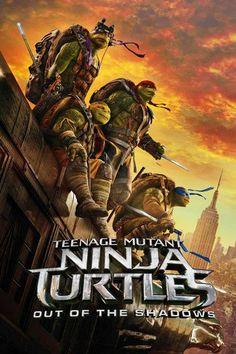 Teenage Mutant Ninja Turtles: Out of the Shadows (2016)…
