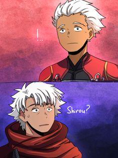 Kết quả hình ảnh cho fate grand order son and father