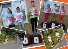 Naši bežci na preteku v Prešove a Tulčíku