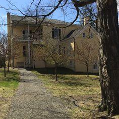Thomas Cole National Historic Site Historic Houses, Historical Sites, Sidewalk, Plants, Side Walkway, Walkway, Plant, Walkways, Planets