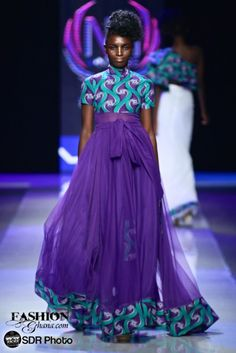 Three Nigeria's Next super model past winners were designer delight at the just concluded Johannesburg's Mercedes Benz Fashion Week. African Inspired Fashion, African Print Fashion, Africa Fashion, African Attire, African Wear, African Women, African Print Dresses, African Dress, African Princess
