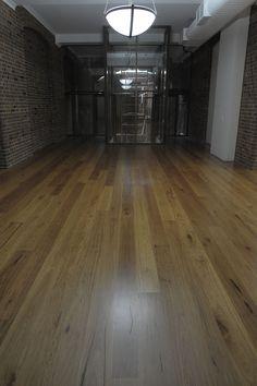 Rustic Solid Blackbutt Floor x Finish Synteko Classic Warehouse Alexandria Timber Flooring, Hardwood Floors, Floor Finishes, Alexandria, Warehouse, Tile Floor, Rustic, Decoration, Classic
