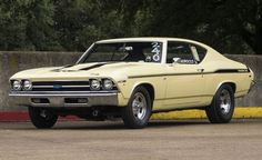 Unbelievable! 1969 Yenko Chevelle With Only 1,200 Miles! - http://barnfinds.com/unbelievable-1969-yenko-chevelle-with-only-1200-miles/