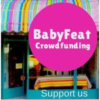 Χαρίζω, ανταλλάσσω, και δημιουργώ με επίκεντρο τα παιδιάBabyfeat Baby Gear, Graphic Design, Baby Equipment