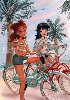 se parece a mi mejor amiga y yo ,jiji ella dice que yo soy alya jiji ella es marinette Miraculous Ladybug Fanfiction, Miraculous Characters, Miraculous Ladybug Fan Art, Meraculous Ladybug, Ladybug Comics, Ladybug Cakes, Cartoon Kunst, Cartoon Art, Girl Cartoon