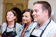 Aufmerksame Zuhörer mit @Lauren Wallace Tochter und Chef Hansen. | www.highfoodality.com