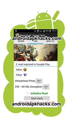 Magic Rush Heroes Hack Android Apk Mod