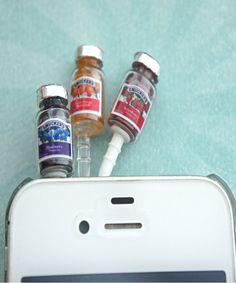 fruit jam phone plug