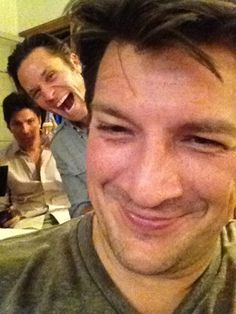 Wait... why are Castle and Ryan hanging out with Demming?