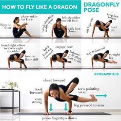 いいね!418件、コメント17件 ― Jib Aksorndeeさん(@yogawithjib)のInstagramアカウント: 「Superwoman isnt your thing? No worries. We can fly like a dragon. #dracarys . How many people…」