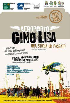 Aeroporto Gino Lisa: una storia, un passato - http://blog.rodigarganico.info/2017/eventi/aeroporto-gino-lisa-storia-un-passato/
