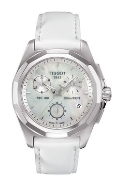 Tissot PRC 100 Chronograph Lady T008.217.16.111.00