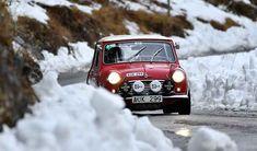 1967 Monte Carlo-Winning Mini Cooper S detailed by Mini Group Classic - Mini Owners Club My Dream Car, Dream Cars, Monte Carlo Rally, Cooper Countryman, Mini Copper, 2017 Bmw, Roll Cage, Rally Car, Classic Mini