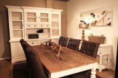 Woonkamerset Oriental Creme Teak | Goedkoopst bij A-meubel http://www.a-meubel.nl/woonkamers/landelijk-woonkamers/woonkamerset-oriental-creme-teak/10703