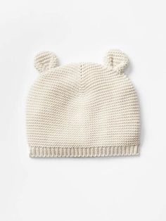 Knit Bear Hat   Gap Kids