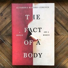Another #ReadingWomenAward nonfiction shortlist nominee is THE FACT OF A BODY BY Alexandria Marzano-Lesnevich.  . . THE FACT OF A BODY combines true crime and memoir to create a story like no other. With its use of a nonlinear structure moving prose and insightful storytelling I have never read a book like this. . . #thereadingwomen #thefactofabody #readwomen #womenwriters #womenpodcasters #readmore #readharder #bookish #amreading #mustread #toread #tbr #booksbooksbooks #novemberreads…