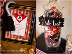 Cute Pirate Party