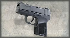 Sig Sauer P290 sub compact  polymer 9mm. The ultimate conceal carry.