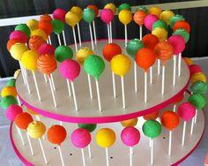 Cake Pops Photo Gallery