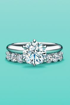 4c750c39b5f05 232 Best Tiffany Engagement Rings images in 2019 | Wedding bands ...