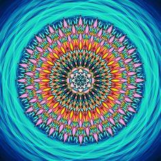 Štěstí | Mandala na každý den