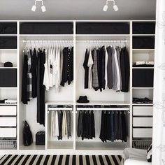 Ikea pax, Ikea and Wardrobes on Pinterest