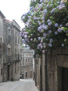 Hoyos, un precioso pueblo en la Sierra de Gata, #Extremadura.