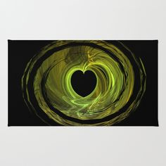 love, heart, adore, neon, symbol, symbolism, yellow, black, electric, shape, abstract, artistic, loving, romance, romantic, dawn, beck, spun, spiral, glowing, electrifying, home, decor, accessory