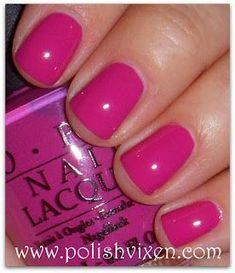 Get Nails, Love Nails, How To Do Nails, Pretty Nail Colors, Pretty Nails, Fabulous Nails, Perfect Nails, Nail Polish Colors, Manicure Colors