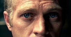 Steve McQueen's eyes, The Thomas Crown Affair (1968)