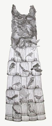 Simone Pfister - Printmaker Lithograph