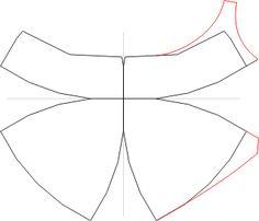 Bra Cup Block « Pattern School