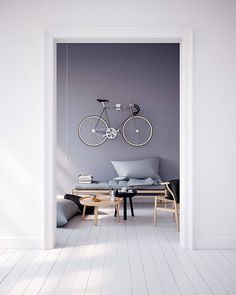 Pincher Bike Hanger | Karl Mikael Ling