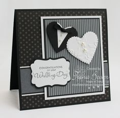 Snowflake Stamper: Punch Art Bride and Groom