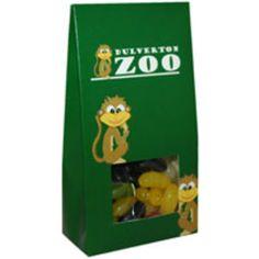 Sweet Filled Box Personalised Sweets, Sweet Box, Corporate Branding, Sweet Tooth, Treats, Fun, Window, Sweet Like Candy, Fin Fun