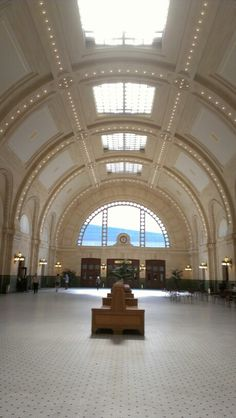 Old Seattle train station