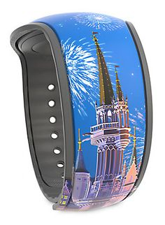 Unlock all the enchantment of Walt Disney World Resort when wearing our Cinderella Castle MagicBand direct from Fantasyland. With a simple touch, redeem FastPass+ selections, enter parks, charge purchases to your room, and more! Disneyland Pin Trading, Disneyland Pins, Magic Band 2, Disney Magic Bands, Disney Style, Disney Love, Disney Parks, Walt Disney World, Disney Bound