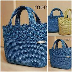 Crochet Socks, Crochet Poncho, Crochet Handbags, Crochet Purses, Crochet Basket Pattern, Basket Bag, Knitted Bags, Handmade Bags, Fashion Handbags