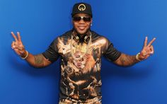 Download wallpapers Flo Rida, rapper, american singer, Tramar Dillard, superstars