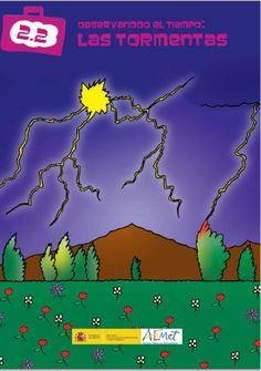 Observando el tiempo : las tormentas [Recurso electrónico] / Alberto Cansado Auria, Rafael Vernière Ferrer (2013)